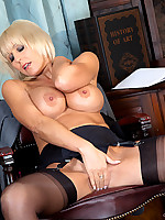 Jan's Nylon Sex :: Hardcore pics and videos with Fully Fashioned Nylon Stockings